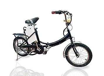 Bicicleta elctrica plegable sg
