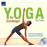 Yoga für Einsteiger: Das all-in-one Übungsprogramm für Zuhause (mit CD)