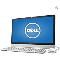 Dell Inspiron i3455-8041WHT 23.8 Inch Touchscreen All in One AMD A6-7310 4 GB RAM 1 TB HDD Windows 8.1 White