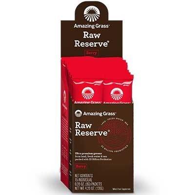 Raw Reserve Green - 2