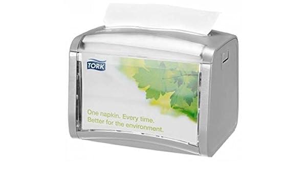Sca tork 272613 xpressnap mesa dispensador, Gris claro (4 unidades): Amazon.es: Industria, empresas y ciencia