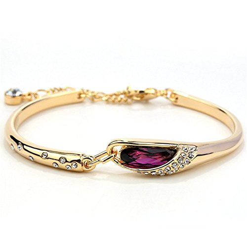 Rada Costume Jewelry (MosierBizne Colorful Crystal Bracelet(2))