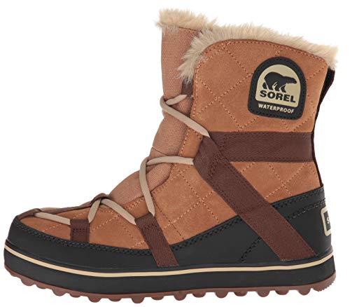 Sorel Elk Shortie Women's Glacy Explorer Boots rYrBUw