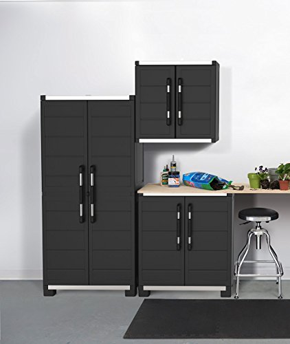 Ready To Assemble Kitchen Cabinets Made In Usa: Keter Ready To Assemble XL Pro Garage System Utility Tool