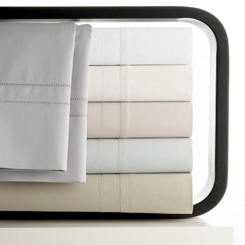 Hotel Collection 800T Extra Deep King Fitted Sheet Mercury