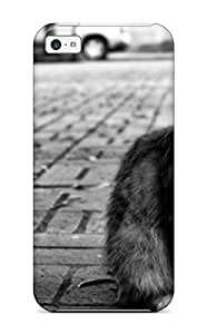 Fashion LRDzVFM1751egjaJ Case Cover For Iphone 5c(creative The Devils Tattoo )