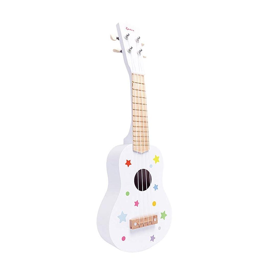 ブロンズ笑い万歳TOYMYTOY おもちゃ ギター 楽器おもちゃ 演奏楽器 ギター ギター玩具 アコースティックギター パーティー装飾 写真 撮影 子供 キッズ (レッド)