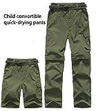 ADANIKI Boy's Casual Outdoor Quick Dry Pants