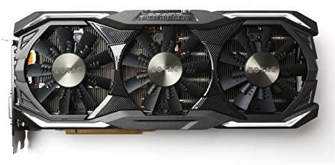 ZoZotac ZT-P10700B-10P NVIDIA GeForce GTX 1070 AMP Extreme 8GB - Tarjeta Gráfica