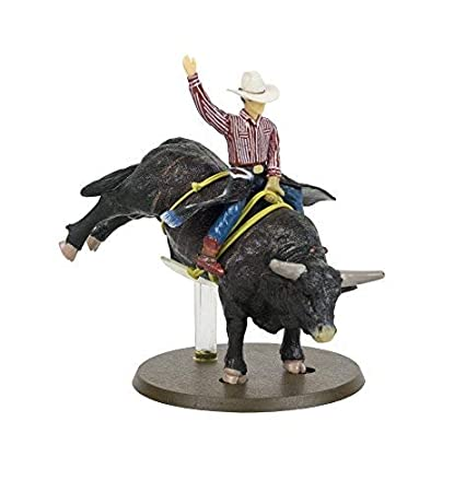 Amazon.com  Big Country Toys Lane Frost   Red Rock - 1 20 Scale ... b485d6dd467
