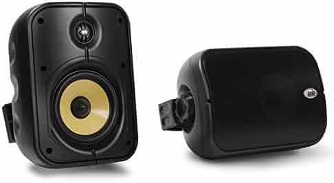 PSB CS 500 BLK Universal Compact in-Outdoor Speaker Black