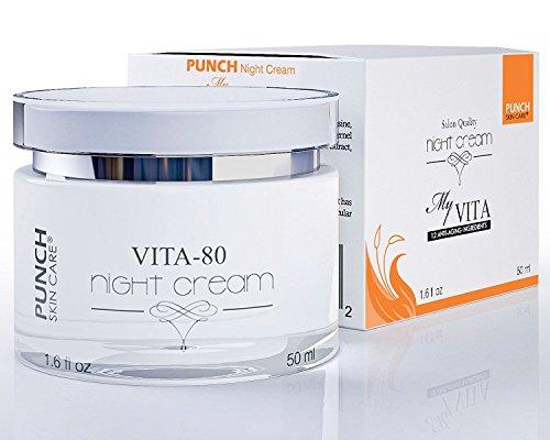 PUNCH Skin Care Organic Night