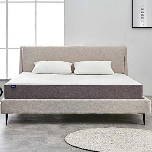 Full Mattress, Molblly 8 Inch Memory Foam Mattress in a Box, Breathable Bed