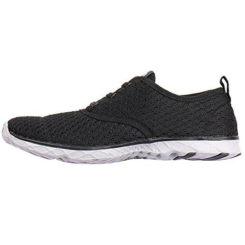 Aleader Women's Quick Drying Aqua Water Shoes Black8859a 0MC8Rl