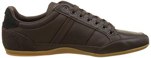 Lacoste Chaymon 116 Spm0080257 Chaussures Pour Hommes Multicolores (dk Brw / Blk)