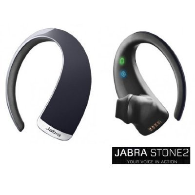Amazon.com: Jabra Stone2 Bluetooth Headset: Cell Phones \u0026 Accessories