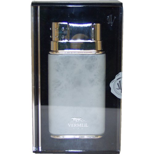 Vermeil White Men By Jean Louis Vermeil Eau-De-Toilette Spray, 3.3-Ounce