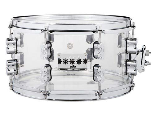 Pacific Snare Drum (PDSN0713SSCS) (Snare Drum Acrylic)