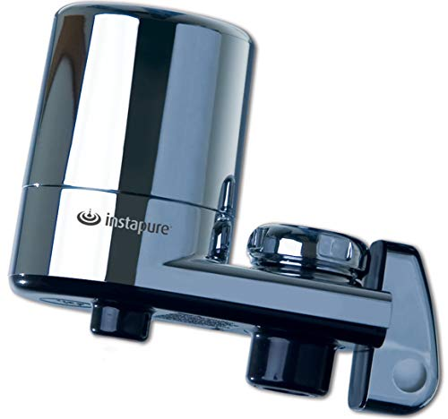 5. InstaPure F5BCC3P-1ES Faucet Mount Water Filter System
