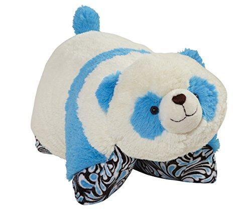 """Pillow Pets Mystical Panda Pillow - Snuggly and Soft 18"""" Pan"""