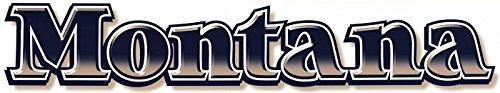 1 RV Trailer Keystone Montana Logo Decal Graphic -20