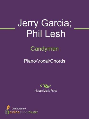 Candyman Kindle Edition By Grateful Dead Jerry Garcia Phil Lesh