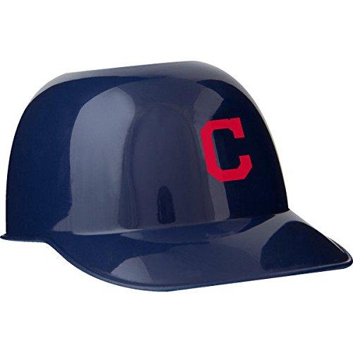 Indians Mini Helmet - Cleveland Indians Batting Helmet Ice Cream Snack Bowls 6 pack