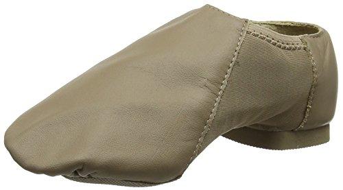 So Danca Girls' Jze45 Jazz Shoes Beige (Tan)