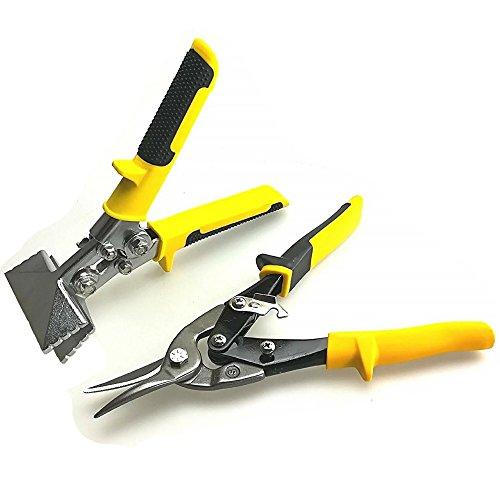 Red Oak Tools Metal Sheet Tools Set- 3
