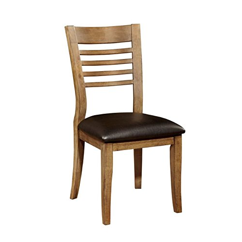 Ladder Back Chair Set - 8