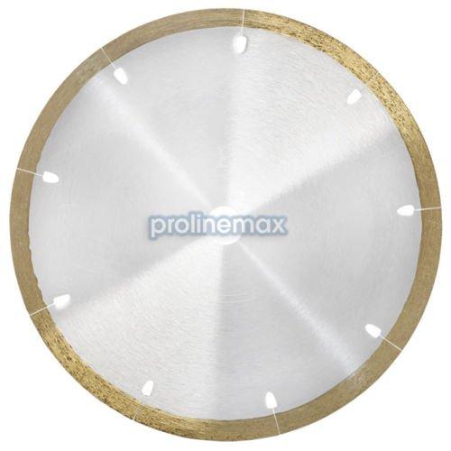 "7"" x .048'' x 5/8'' Wet Thin Continuous Rim Diamond Saw Blade Porcelain Ceramic 7' Tile Saw"