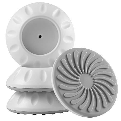 4 stuks wandbescherming voor babytrappengaas en deurbeschermingsrooster, wandbeveiliging zonder boren voor kinderen…