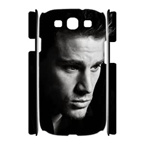 ZK-SXH - Channing Tatum Diy 3D Cell Phone Case for Samsung Galaxy S3 I9300,Channing Tatum Personalized 3D Cell Phone Case