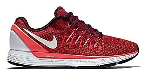 Nike Womens Air Zoom Odyssey 2 Shoes Noble Red/White 601 Size 8.5 (Nike 5 0 Men Green)