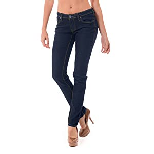 Lexi Women's Super Comfy Stretch Denim Skinny Jeans