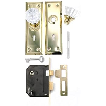 Belwith Products 1139 Knob Mortise Combo Lock Door Lock