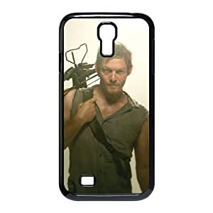 I-Cu-Le Customized The Walking Dead Pattern Protective Case Cover Skin for Samsung Galaxy S4 I9500