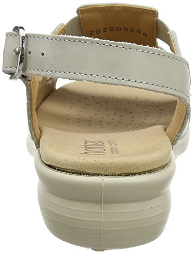 Hotter Women's Candice Open-Toe Sandals Beige (Stone) cheap sneakernews oGPht2