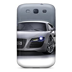 Samsung Galaxy S3 Oqp19605qleT Custom Colorful Audi R8 Pattern Perfect Cell-phone Hard Covers -SherriFakhry