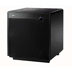 Jamo SUB 660 - Subwoofer (Activo, 660 W, 24 - 200 Hz, Corriente alterna, Negro, 400 mm)