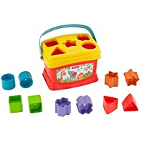 Fisher-Price Brilliant Basics Primeros bloques del bebé