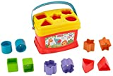 Baby : Fisher-Price Brilliant Basics Baby's First Blocks