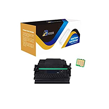 Image of AB Volts Compatible with Chip Toner Cartridge Replacement for Canon 056H High Yield for imageCLASS LBP320 LBP325dn MF540 Series (Black,1-Pack) Laser Printer Drums & Toner