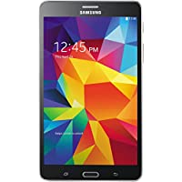 Samsung Galaxy Tab 4 (7-Inch, Black) (Certified Refurbished)
