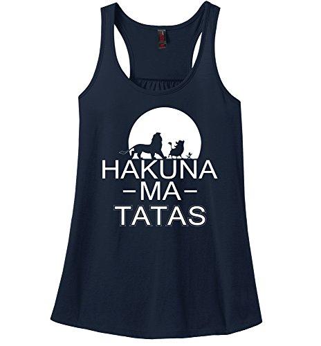 comical-shirt-ladies-hakuna-ma-tatas-funny-breast-cancer-awareness-navy-xl