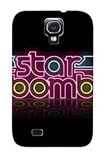 Illumineizl Top Quality Rugged Star Bomb Logo Case Cover Deisgn For Galaxy S4 For Lovers by icecream design