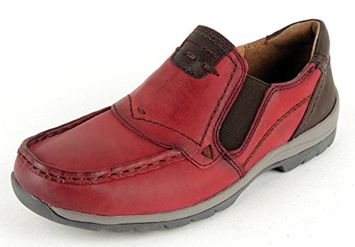 Leder Bordeaux Ssin Specially Ladies Bordeaux H Jana Mocca Weite 8qtBv4w