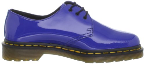 Azul Zapatos Royal Martens 1461 mujer cuero Blue para de Dr pw1E6q0q