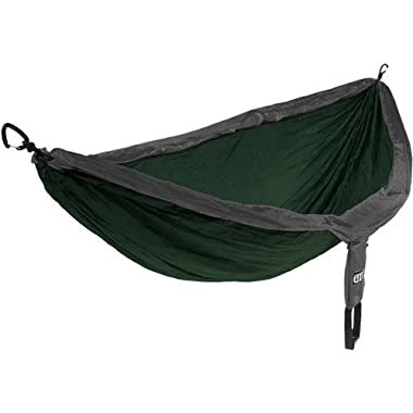 Eagles Nest Outfitters - DoubleNest Hammock, Forest/Charcoal