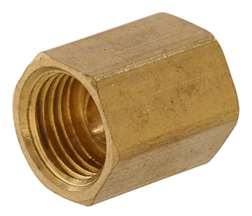 Hillman 58341 Brass Inverted Flare Fitting - Union 3/16 O...